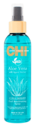 CHI Aloe Vera & Agave Nectar Curl Reactivating Spray 177ml