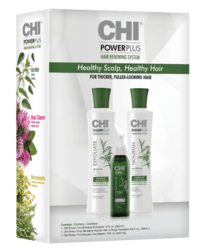 CHI Power Plus Kit