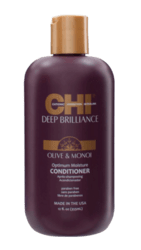 CHI Deep Brilliance Olive & Monoi Optimum Moisture Conditioner 355ml