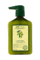CHI Olive Organics Shampoo Body Wash 340 ml