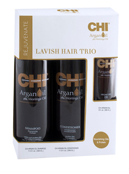 CHI Argan Oil - LAVISH Trio Kit